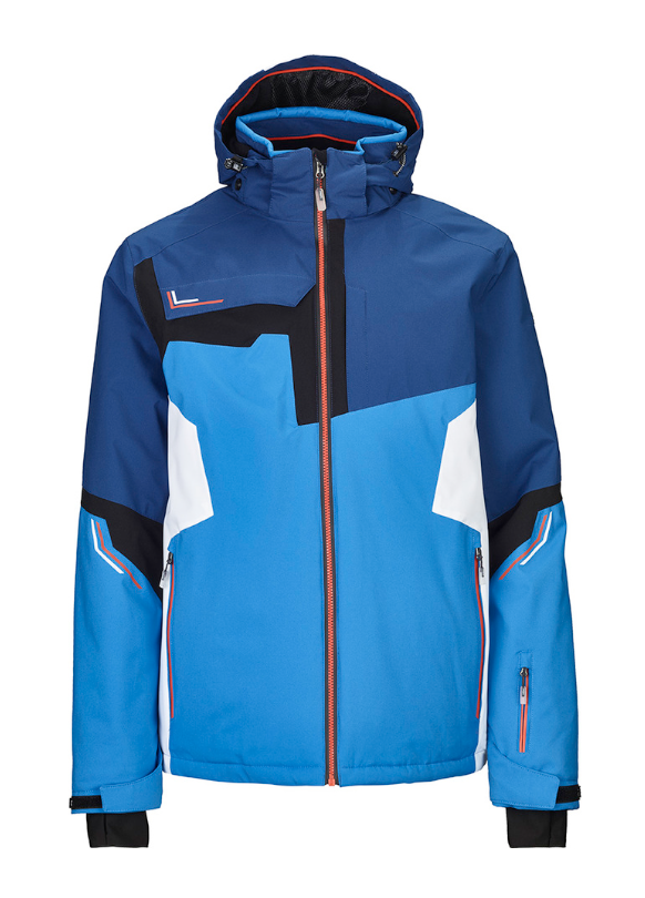 Image 0 of KILLTEC - RALDO SKI JACKET MENS, SKY BLUE - 2020