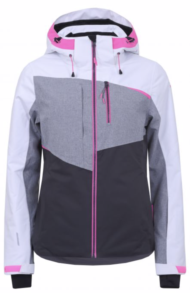 Image 0 of ICEPEAK - CALION SKI JACKET WOMENS, OPTIC WHITE - 2020