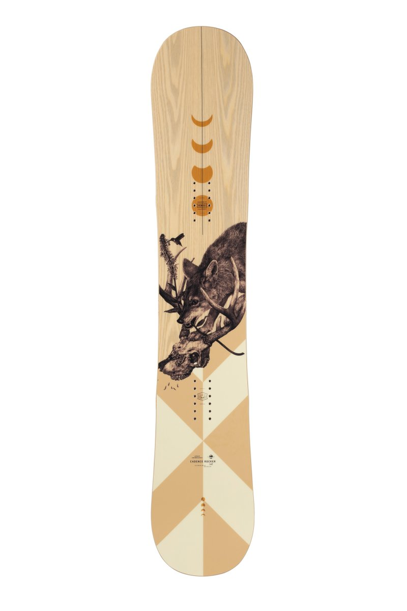 Image 0 of ARBOR - CADENCE ROCKER SNOWBOARD, 139 cm ONLY - 2021