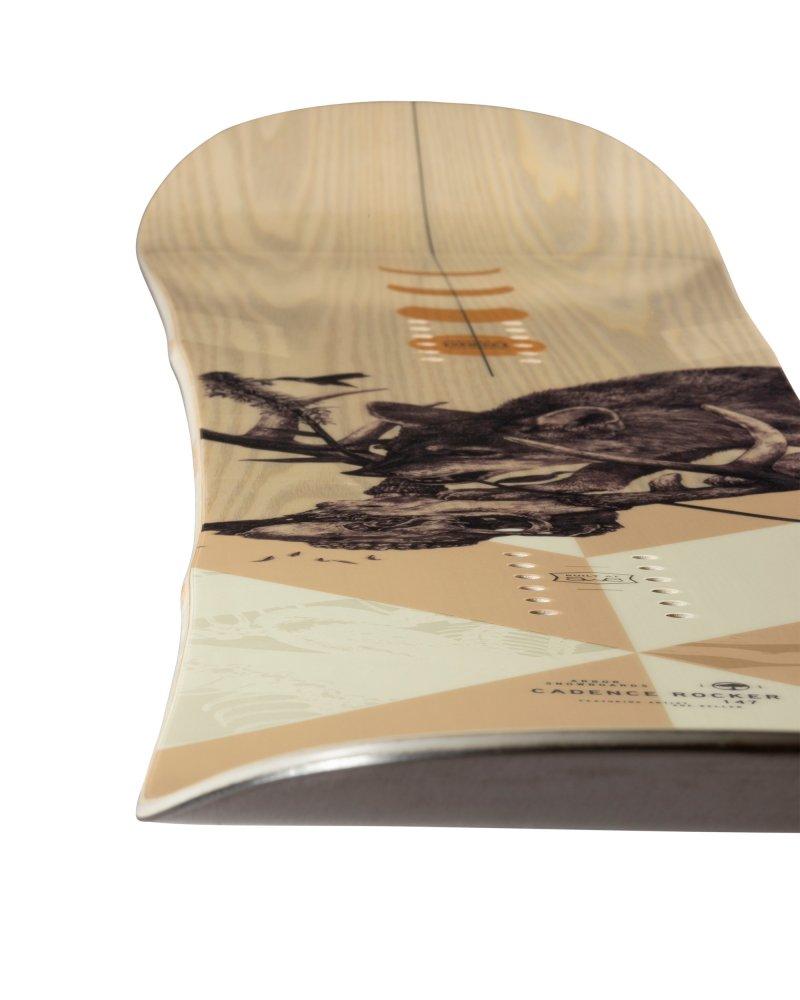 Image 2 of ARBOR - CADENCE ROCKER SNOWBOARD, 139 cm ONLY - 2021