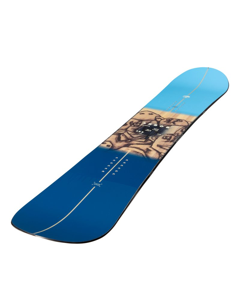 Image 4 of ARBOR - RELAPSE CAMBER SNOWBOARD By Erik Leon, 150 cm ONLY - 2021