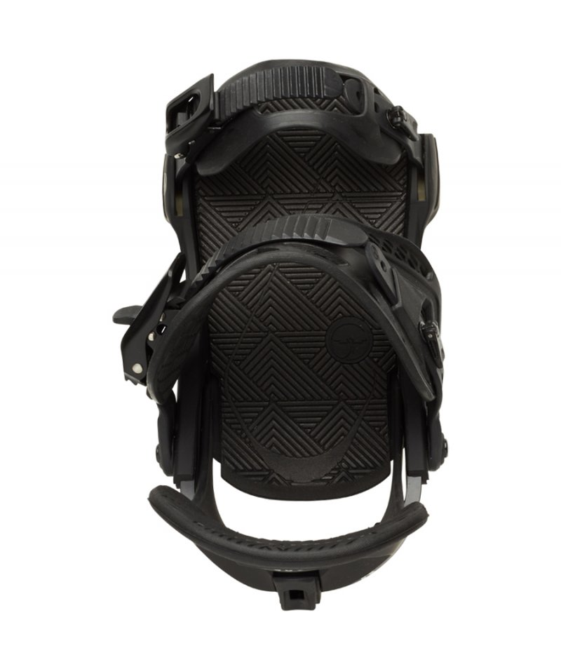 Image 3 of ARBOR - SEQUOIA BLACK SNOWBOARD BINDING - 2021