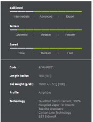 ELAN - RIPSTICK 106 SKIS - 2021