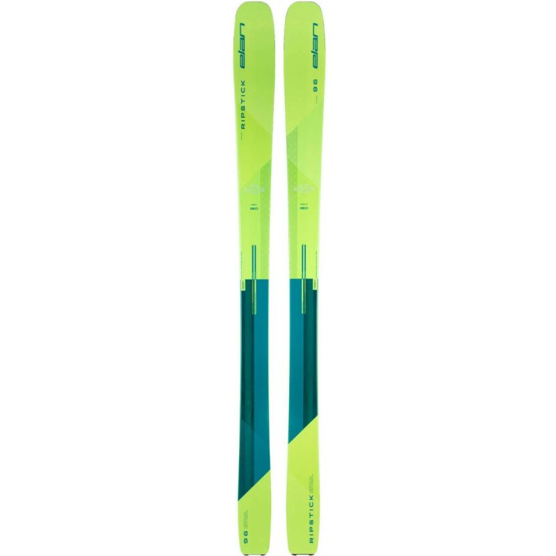 Image 2 of ELAN - RIPSTICK 96 SKIS, 180cm only - 2021