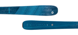 BLIZZARD - BLACK PEARL 88 (FLAT) W SKIS - 2021