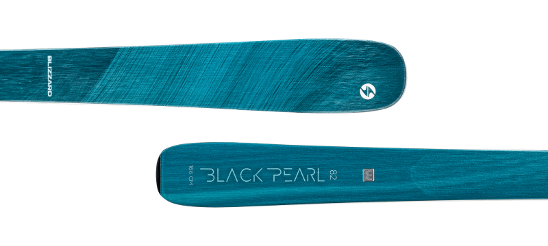 Image 0 of BLIZZARD - BLACK PEARL 82 (FLAT) W SKIS - 2021