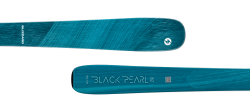 BLIZZARD - BLACK PEARL 82 (FLAT) W SKIS - 2021