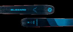 BLIZZARD - RUSTLER 10 (FLAT) SKIS - 2021