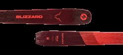 BLIZZARD - RUSTLER 9 (FLAT) SKIS - 2021