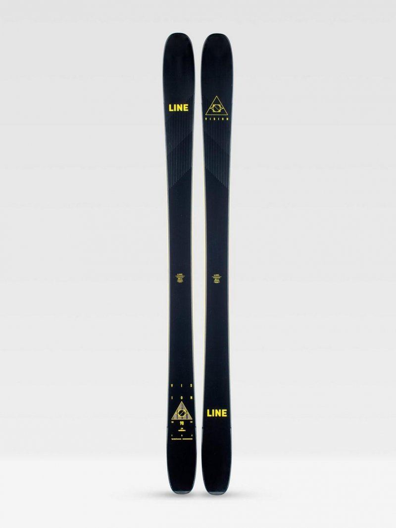 Image 0 of LINE - VISION 98 (FLAT) SKIS, 179 cm only  - 2021