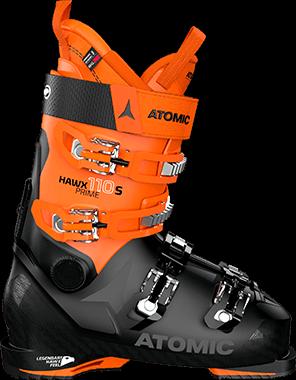 Image 0 of ATOMIC - HAWX PRIME 110 S ORANGE/BLACK BOOTS -2021