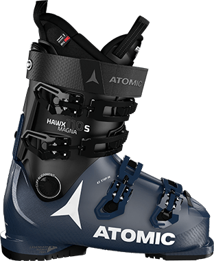 Image 0 of ATOMIC - HAWX MAGNA 100 BLACK/ANTHRACITE/RED BOOTS -2021