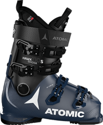 ATOMIC - HAWX MAGNA 100 BLACK/ANTHRACITE/RED BOOTS -2021