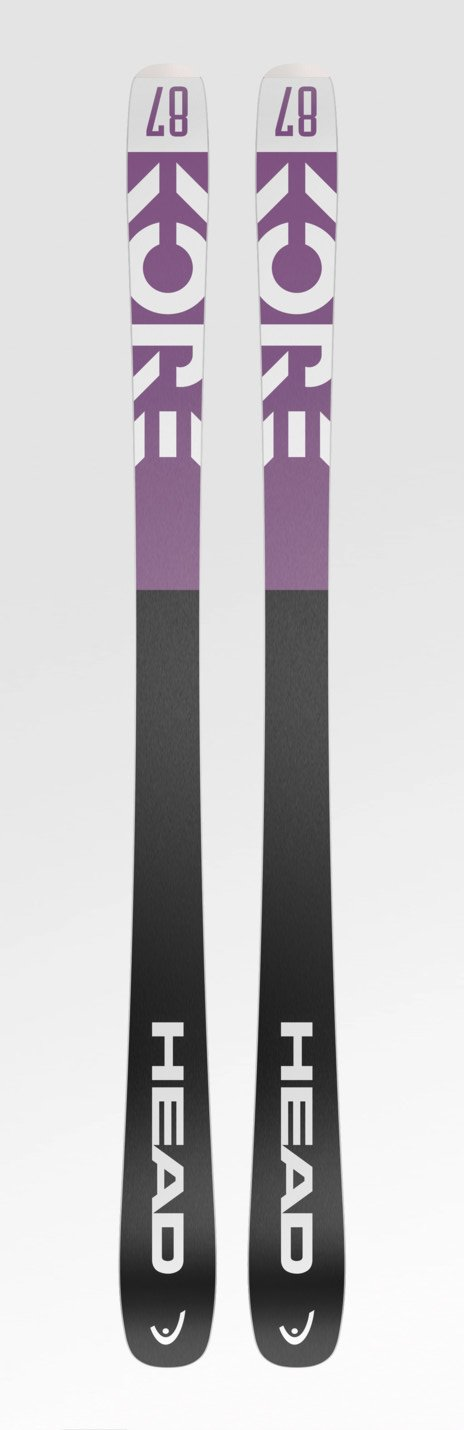 Image 1 of HEAD - KORE 87 W SKIS, 162cm only - 2021