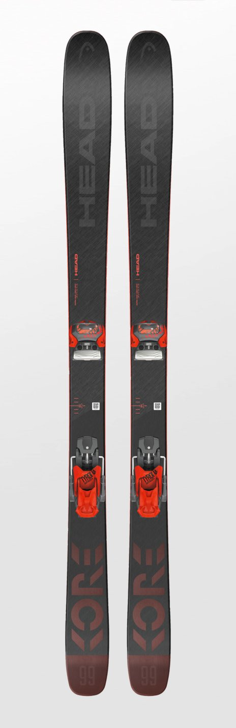 Image 0 of HEAD - KORE 99 SKIS (FLAT), 180 cm only - 2021