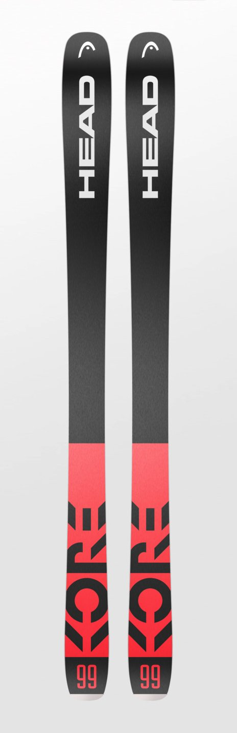 Image 1 of HEAD - KORE 99 SKIS (FLAT), 180 cm only - 2021