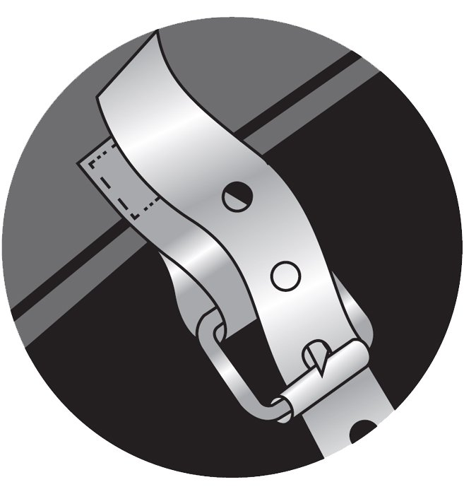 Image 2 of TSL - TREK GAITERS