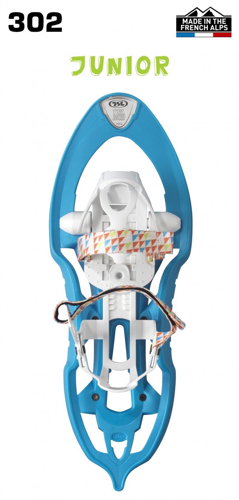 Image 0 of TSL - 302 FREEZE KIDS COMPOSITE SNOWSHOES - BLUE