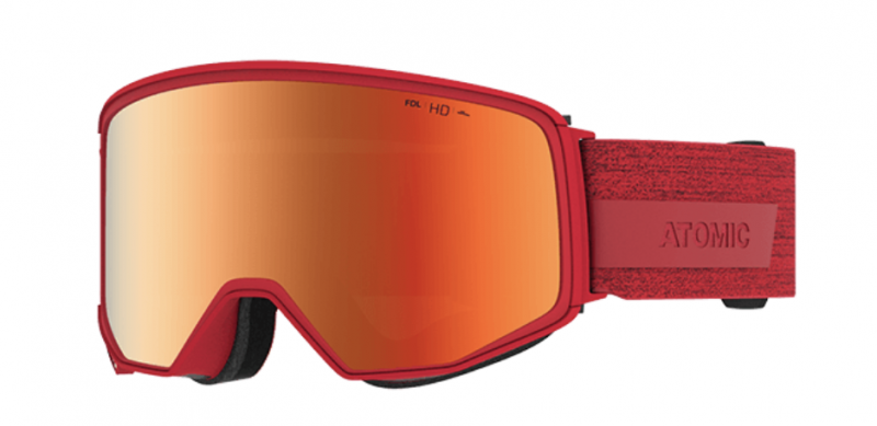 Image 1 of ATOMIC - FOUR Q HD GOGGLES - 2022