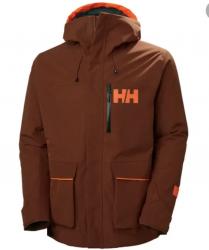 HELLY HANSEN - KICKINGHORSE JACKET REDWOOD - 2021