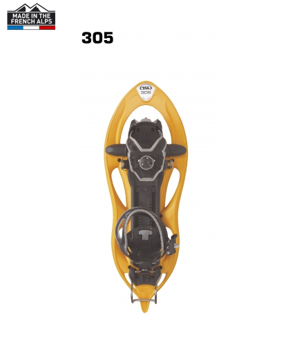 Image 0 of TSL - COMPOSITE SNOWSHOES 305 INITIAL - APRICOT