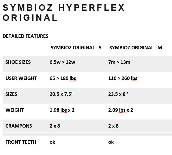 Image 2 of TSL -  SYMBIOZ HYPERFLEX ORIGINAL SNOWSHOES - METEOR