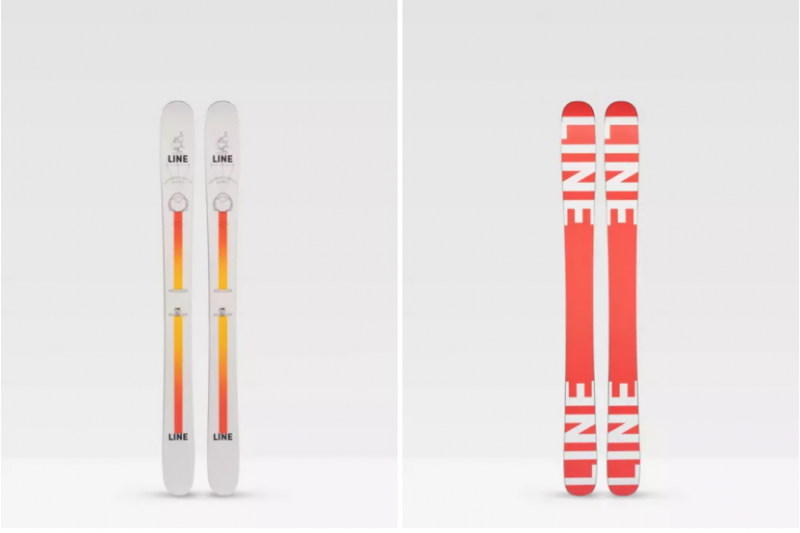 Image 0 of LINE - SIR FRANCIS BACON SHORTY SKIS