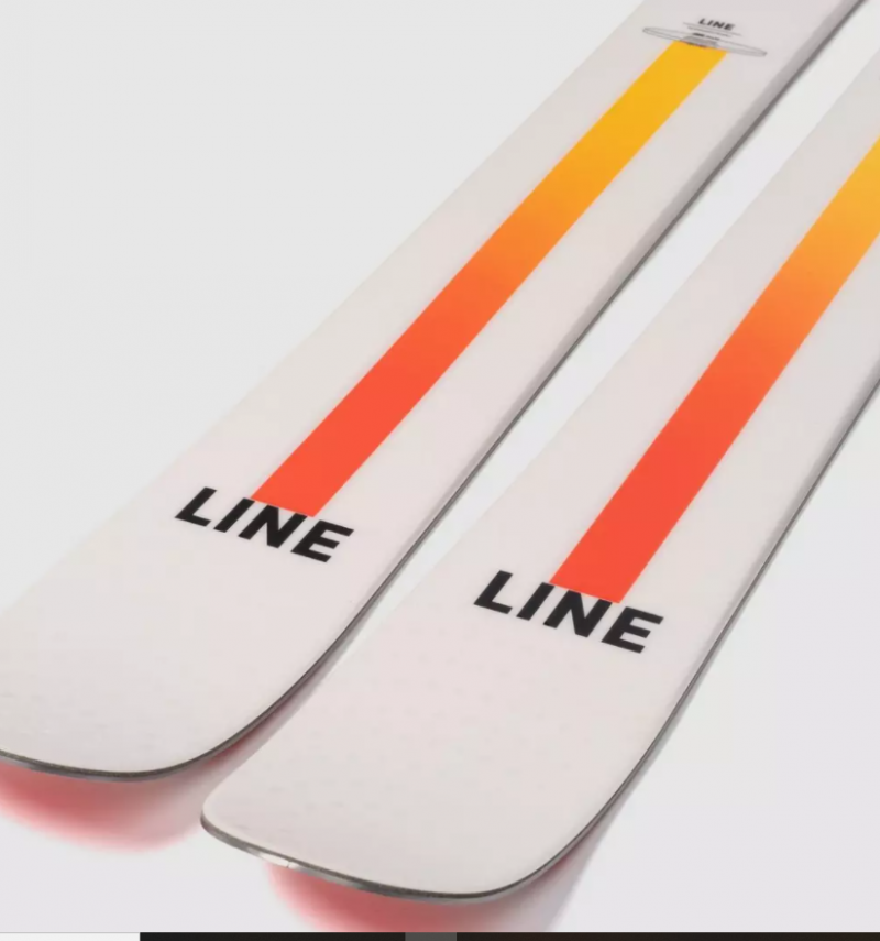 Image 2 of LINE - SIR FRANCIS BACON SHORTY SKIS