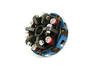 Bully Ball Lever Clutch - 6 Spring / 3 Disc - (Modified)
