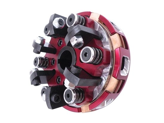 Image 1 of Viper 6-Spring 2-Disc Clutch - Vented