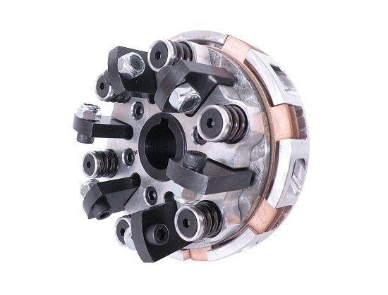 Image 2 of Viper 6-Spring 2-Disc Clutch - Vented