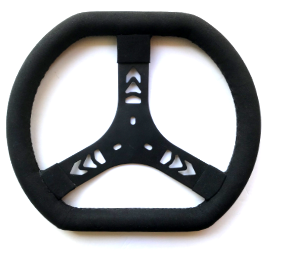 Sprint Kart Steering Wheel