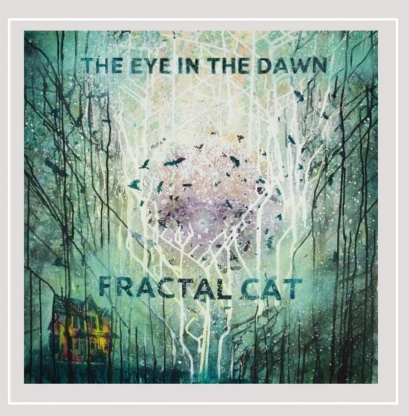Image 0 of Fractal Cat CD  The Eye In The Dawn