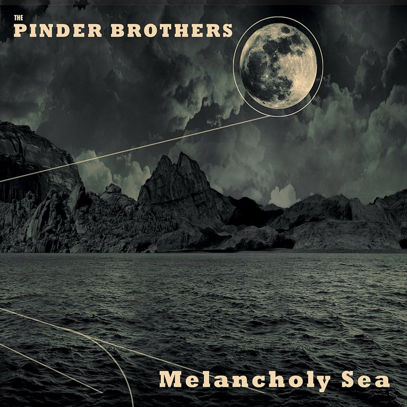 Image 0 of Pinder Brothers CD  Melancholy Sea