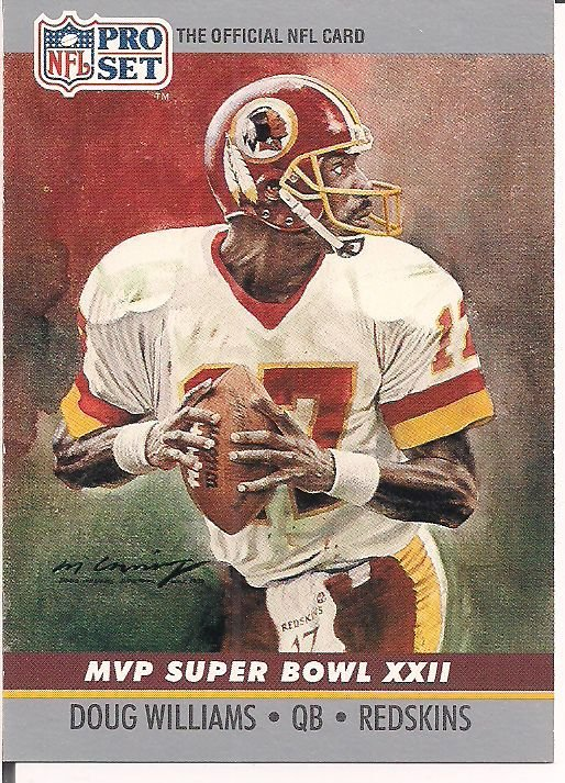 Image 0 of Doug Williams 1990 Super Bowl MVP XXII