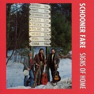 Image 0 of Schooner Fare CD  Signs Of Home