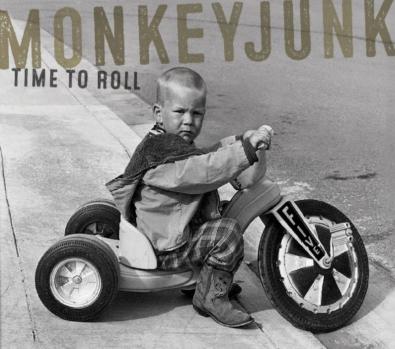 Image 0 of Monkey Junk CD  Time To Roll