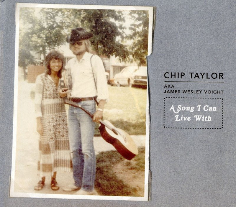 Image 0 of Chip Taylor CD  A Song I Can Live With