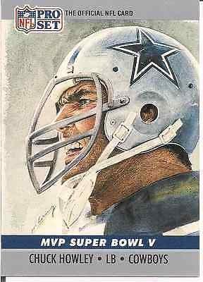 Image 0 of Chuck Howley 1990 Super Bowl MVP V