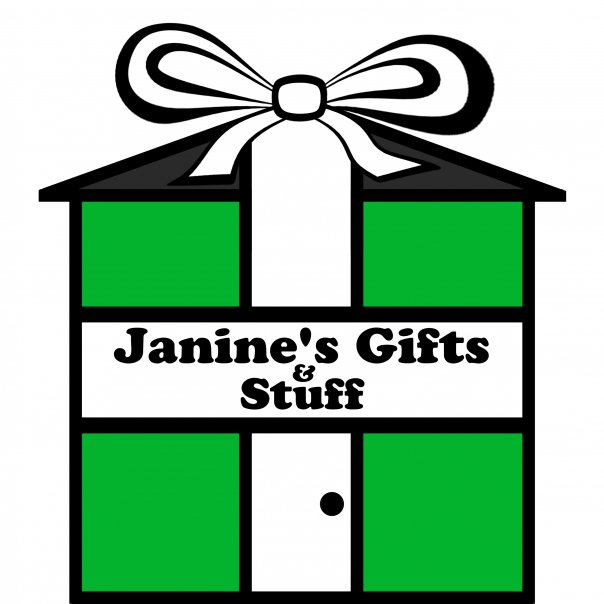 Image 2 of      $50 E-Gift Card for $25 Janine's Gifts and Stuff Joy0002