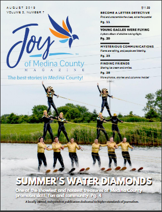 Aug 2019 Joy of Medina County