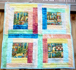 Cats and Quilts, Hearth and Home