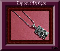 18KRP For Your Heart Design Necklace