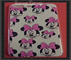 Disney Minnie Mouse Design Silicone Iphone 7 Plus Case
