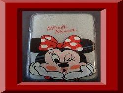 Disney Minnie Mouse Design Iphone 8 Silicone Design Case