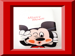 Disney Mickey Mouse Design Iphone 8 Silicone Case