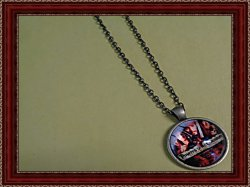 Antique Design Pirates Of The Caribbean Necklace Unisex