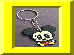 Baby Mickey Mouse Disney Design Keychain