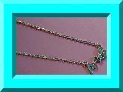 Disney Mickey Mouse Art Design Necklace