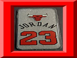 Michael Jordan #23 Design Iphone 8 Plus Silicone Case